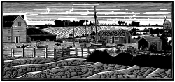 William Stuttle's Shipyard Print