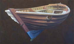 Oban Skiff Painting