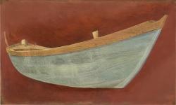 Venetian Work Boat  (Study)2 Painting