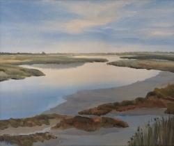 Estuary I Painting
