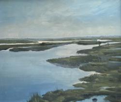 Estuary II Painting