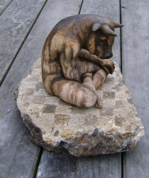 Sollitary Sculpture