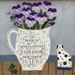 London Jug Painting
