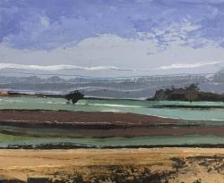 Essex Fields Painting