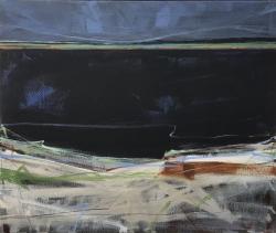 Dark Waters Painting