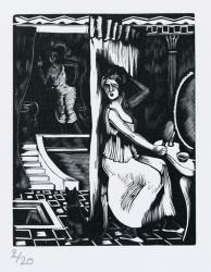 Ad Cypassiam ancillam Corinnae, Ovid's Elegies Print