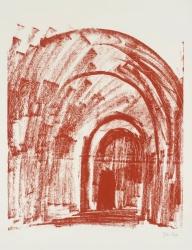 Malmesbury, Wiltshire, South Porch Print