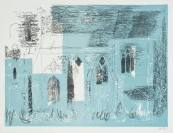Lewknor, Orxfordshire Print