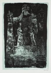 Exton Rutland Print