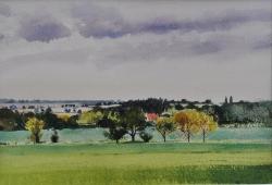 Beaumont cum Moze Painting