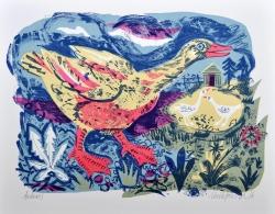 Goose Print