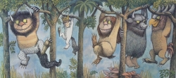 Where the Wild things are' Print