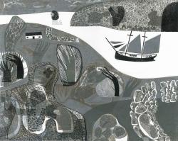 Dawn Sailing Print