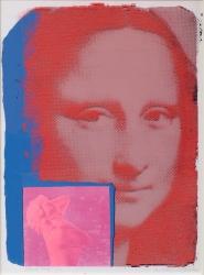 Mona Monroe Print