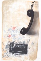 Oppressive Telephone Print