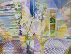 April Narcissi Painting