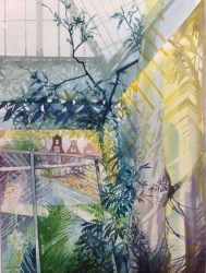 Hortus Botanicus, Amsterdam Painting