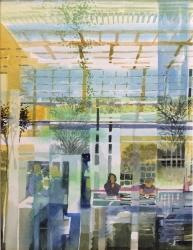 Interior, Boston Painting