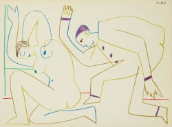 Nude - La Comedie Humaind Print