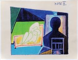 7.1.58.IV - Suite: La Chute D'Icare Print