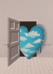 Cloudy II Print