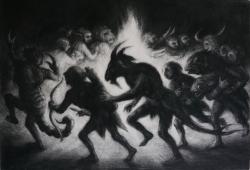 Zodiac Painting