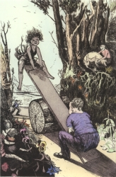 See Saw Marjorie Daw Print