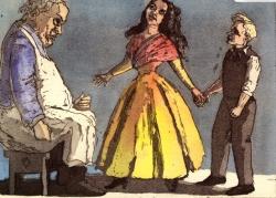 The Baker's Wife II Print