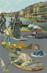 Venice Suite:Fishing Print