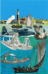 Venice Suite: Dredging Print