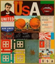 James Dean - USA Series Print