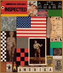 Boxer  USA Series Print