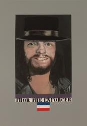 Thor the Enforcer Print