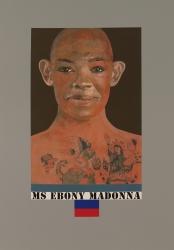 Ms Ebony Madonna Print