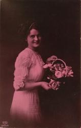 Victorian Postcard Series 4 Print