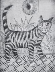 Amber Print