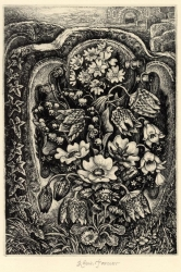 Lesser Celandine Print by Robin Tanner