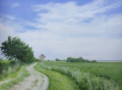 Bradwell-on-Sea Painting
