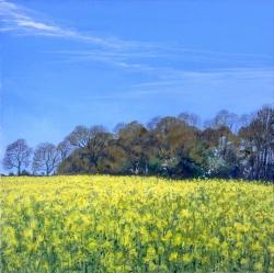 Essex Field Painting