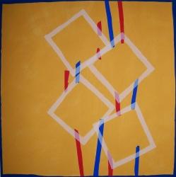 Four Squares Print