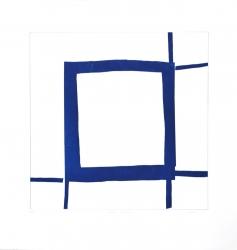 Three Squares Print