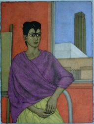 Frida at Tate Modern Painting