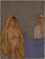 The Sari Painting
