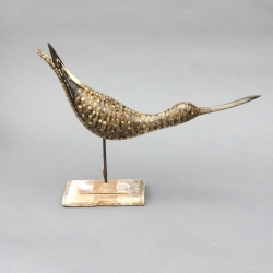 Freak Shore bird Sculpture