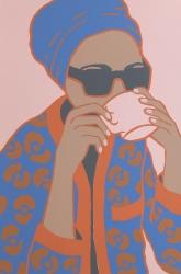 Coffee Cup Print