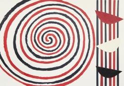 Spirals Print