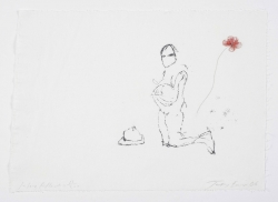 Insane Reflections Print by Tracey Emin