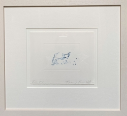 For you Print by Tracey Emin