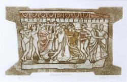 Etruscan Reunion Print