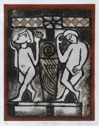 St. Aignan Orleans Print